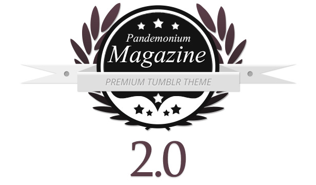 Pandemonium Magazine 2.0